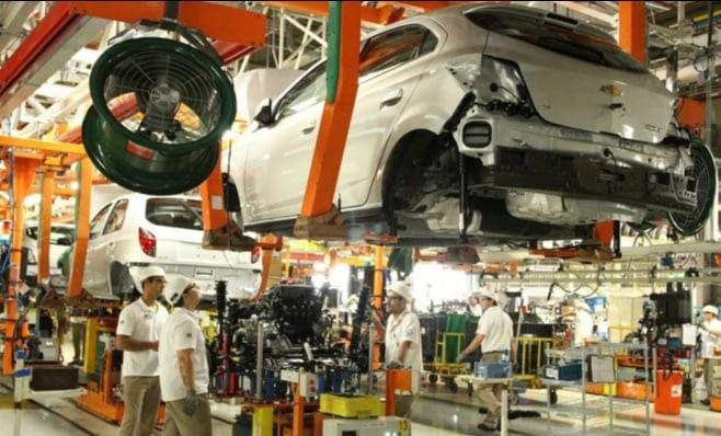 Imagem ilustrativa da notícia: GM cresce em vendas nos Estados Unidos e na China.