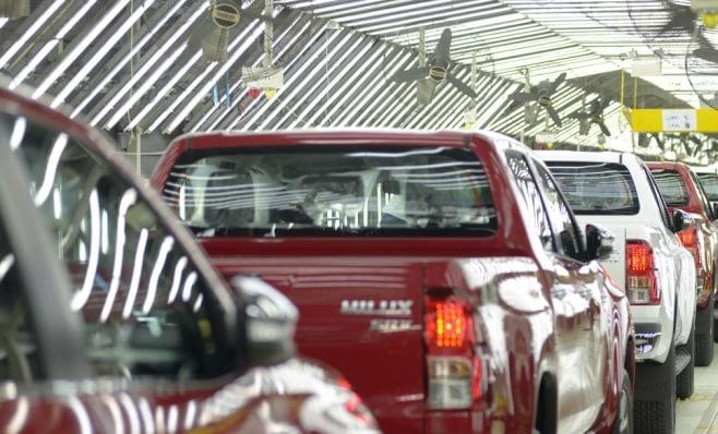 Imagem ilustrativa da notícia: Toyota optou por não assumir Adefa