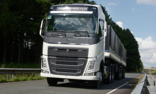 Imagem ilustrativa da notícia: Vendas de caminhões Volvo crescem 82%