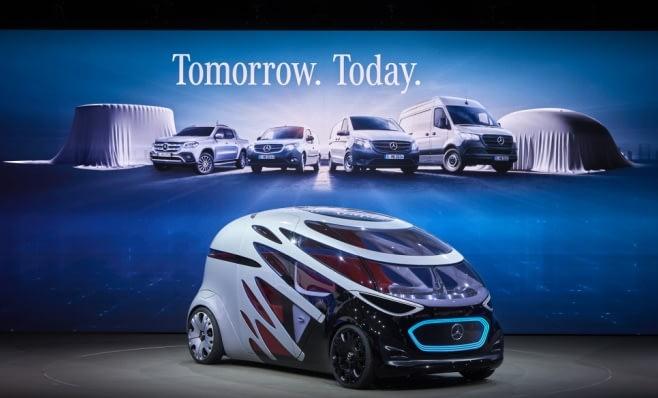 Imagem ilustrativa da notícia: Mercedes-Benz investe no transporte autônomo