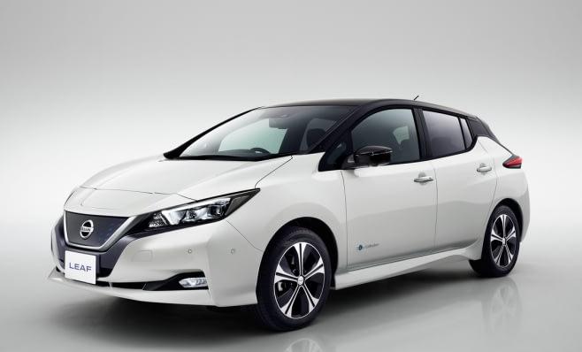 Imagem ilustrativa da notícia: Nissan confirma Leaf no Salão do Automóvel