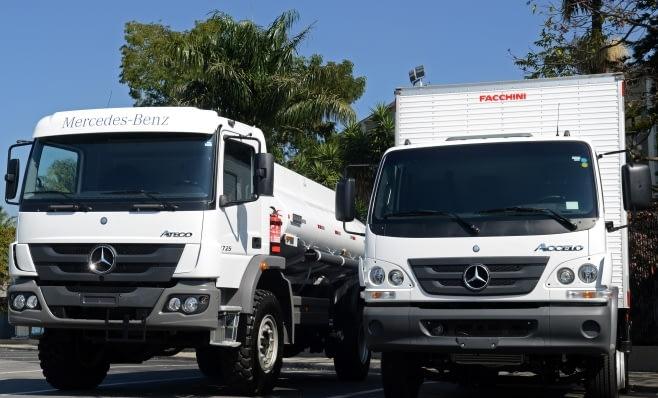 Imagem ilustrativa da notícia: Disputa aberta por liderança em caminhões