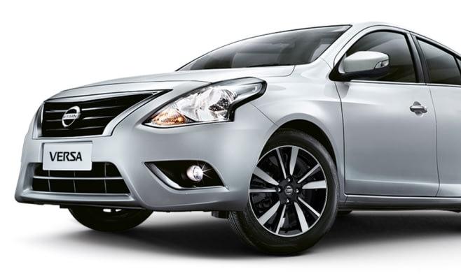 Imagem ilustrativa da notícia: Nissan lança Versa para público PcD
