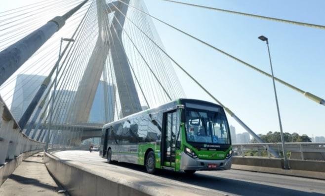 Imagem ilustrativa da notícia: Volvo quer 30% dos novos ônibus de SP