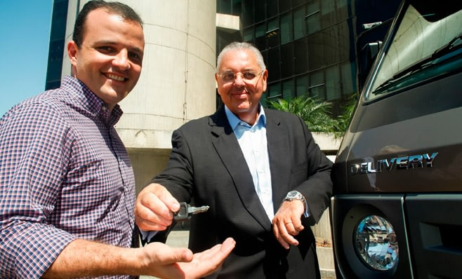 Imagem ilustrativa da notícia: Ambev renova sua frota com caminhões VW