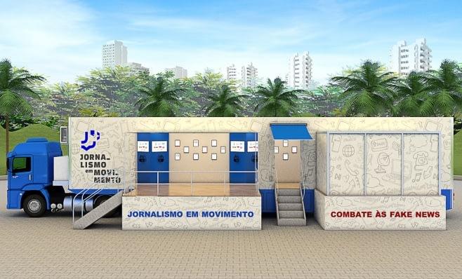 Imagem ilustrativa da notícia: Truckvan lança projeto para combater informações falsas