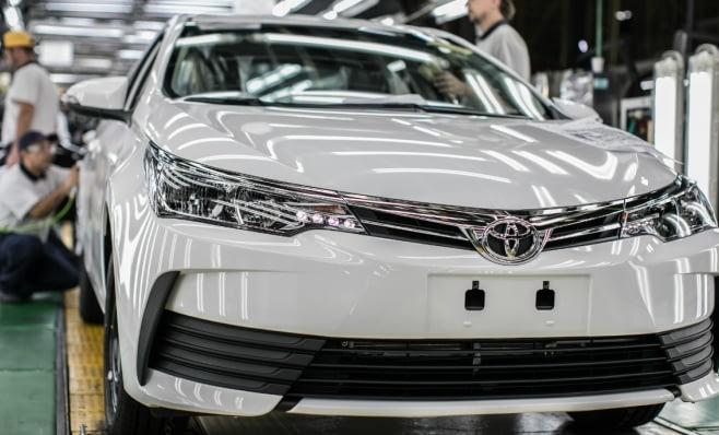 Imagem ilustrativa da notícia: Toyota investe R$ 1 bilhão em Indaiatuba