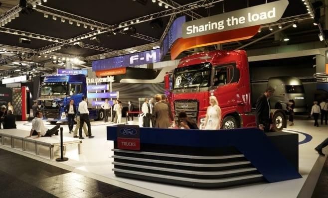 Imagem ilustrativa da notícia: Ford F-Max é o Caminhão do Ano na IAA