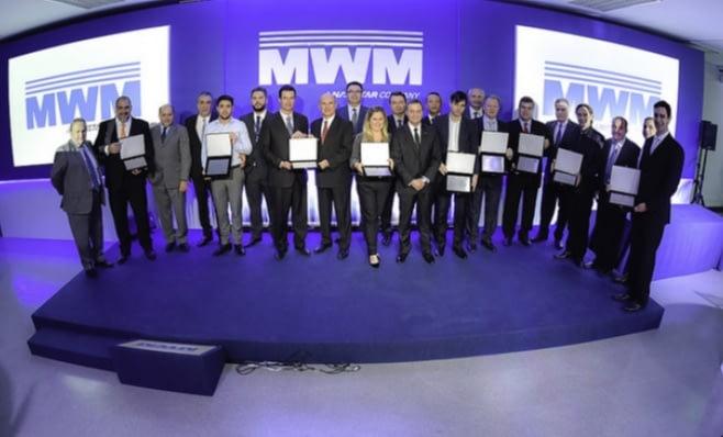 Imagem ilustrativa da notícia: MWM premia seus melhores fornecedores