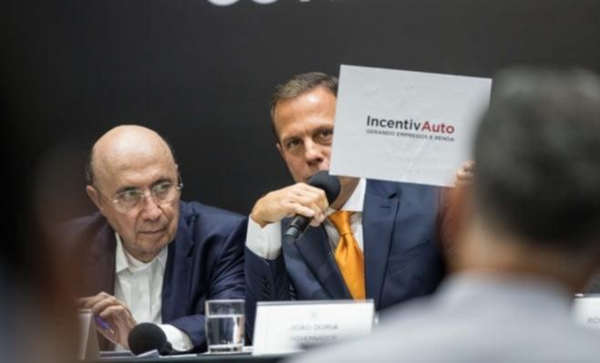Imagem ilustrativa da notícia: São Paulo anuncia incentivos para o setor automotivo