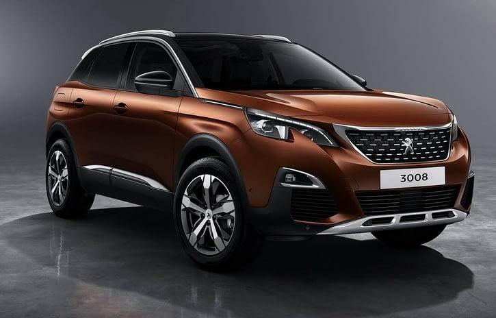 Imagem ilustrativa da notícia: Allure é nova versão de entrada do Peugeot 3008