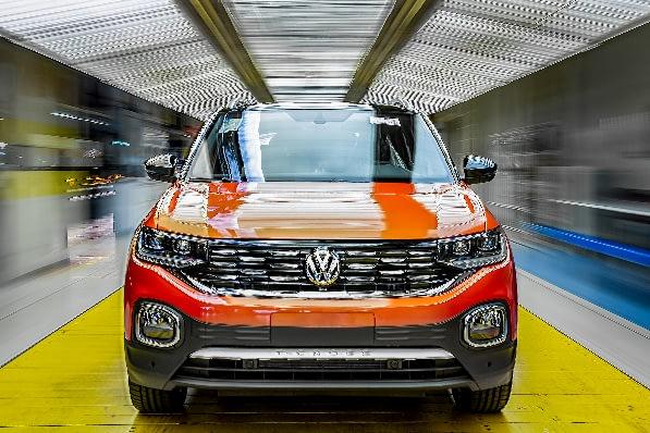 Imagem ilustrativa da notícia: Volkswagen conecta T-Cross ao smartphone