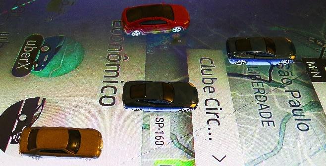 Imagem ilustrativa da notícia: Governo abre edital para o TaxiGov