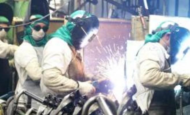 Imagem ilustrativa da notícia: Produção de aço sobe 3,3% no primeiro bimestre