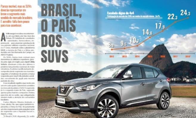 Imagem ilustrativa da notícia: Revista AutoData está disponível em versão digital