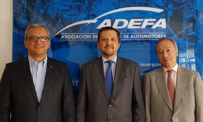 Imagem ilustrativa da notícia: Adefa anuncia Vázquez como novo presidente