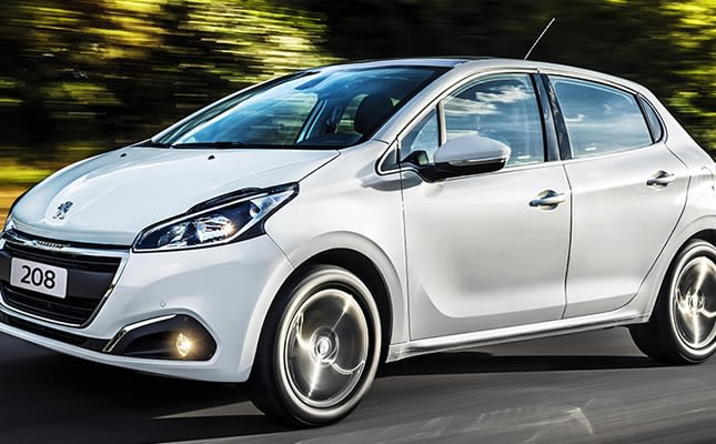 Imagem ilustrativa da notícia: Peugeot 208 é o carro mais econômico do País
