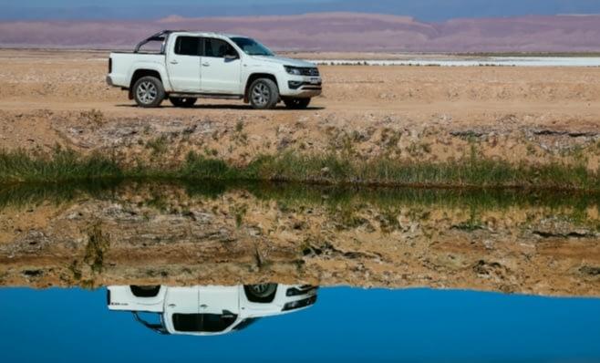 Imagem ilustrativa da notícia: VW completa linha da Amarok com versão V6