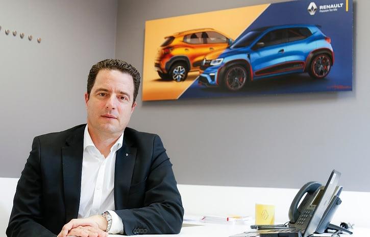 Imagem ilustrativa da notícia: Antonio Fleischmann assume Renault Tecnologia Américas