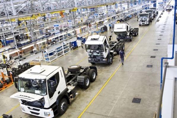 Imagem ilustrativa da notícia: Iveco projeta mais de 104 mil unidades em 2019