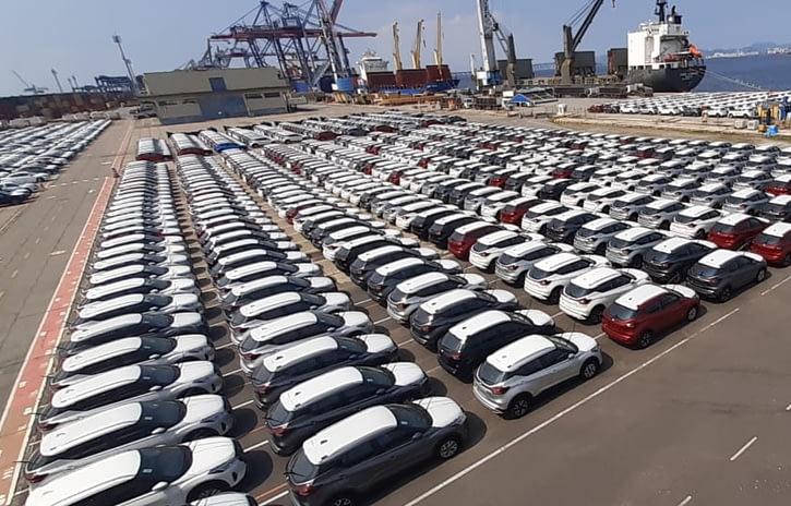 Imagem ilustrativa da notícia: Argentina é o primeiro destino de exportação do Novo Nissan Kicks