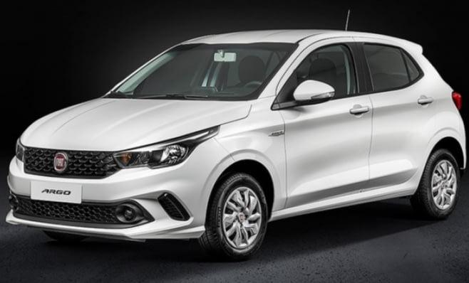 Imagem ilustrativa da notícia: Fiat Argo ganha nova versão, de entrada, por R$ 44,9 mil