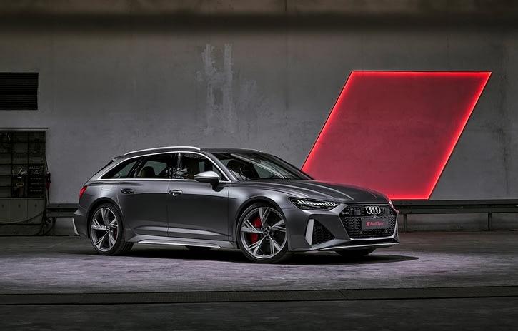 Imagem ilustrativa da notícia: Audi apresenta novo RS 6 Avant Sport