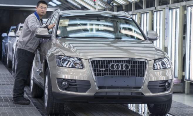 Imagem ilustrativa da notícia: Vendas do Grupo VW crescem no quadrimestre
