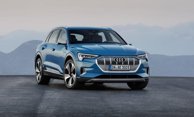 Imagem ilustrativa da notícia: Audi apresenta o e-tron, seu primeiro elétrico
