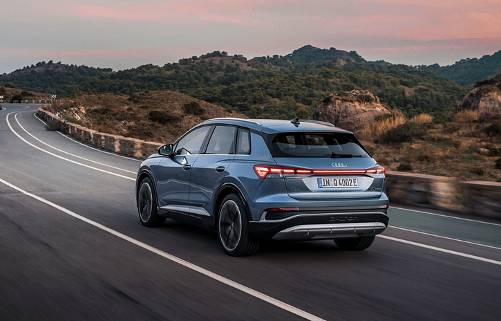 Imagem ilustrativa da notícia: Audi apresenta dois novos modelos elétricos