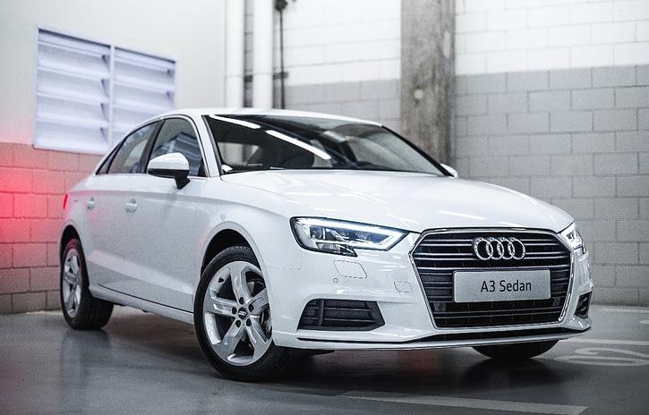 Imagem ilustrativa da notícia: Audi lança versão comemorativa do A3 Sedan
