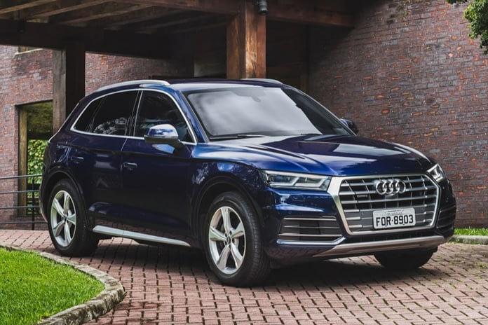 Imagem ilustrativa da notícia: Audi espera alavancar vendas de SUVs com a Agrishow