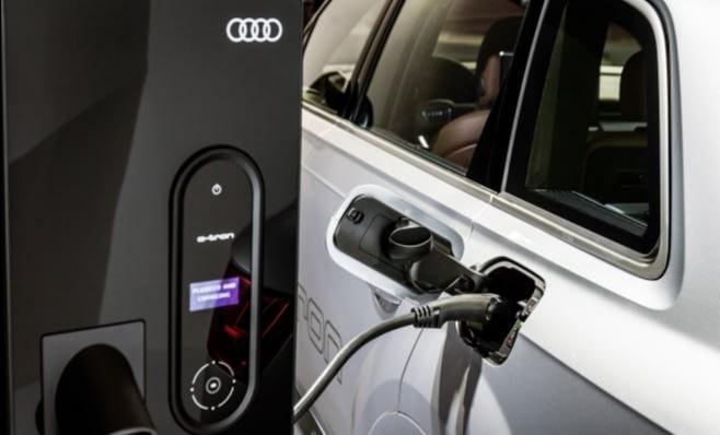 Imagem ilustrativa da notícia: Audi gera eco-eletricidade de forma inteligente
