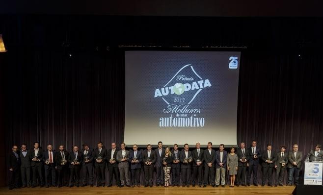 Imagem ilustrativa da notícia: Personalidade do Ano do Prêmio AutoData tem quatro vencedores