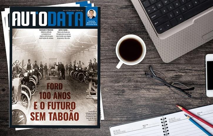 Imagem ilustrativa da notícia: AutoData 354 traz a primeira fabricante centenária do Brasil