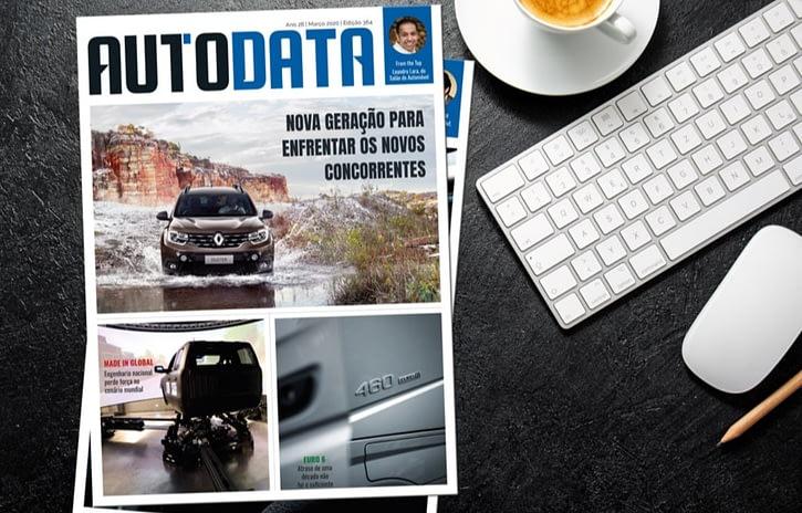 Imagem ilustrativa da notícia: AutoData 364 digital já está no ar