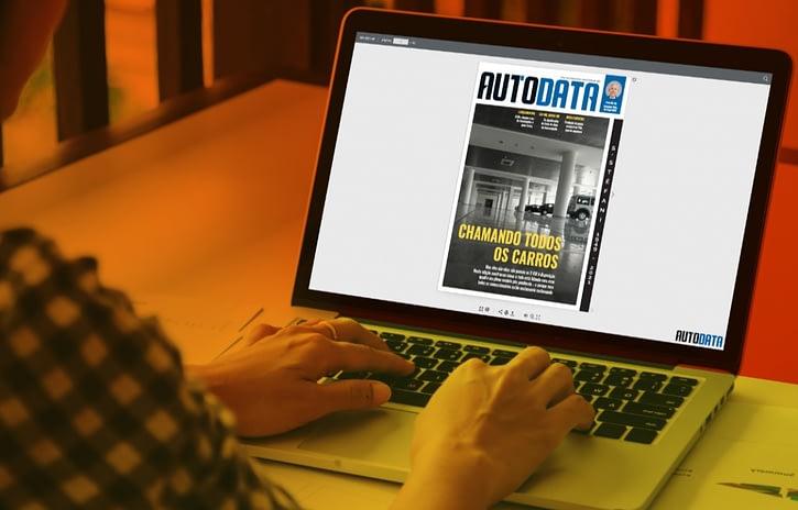 Imagem ilustrativa da notícia: AutoData dedica sua edição 381 a S Stéfani