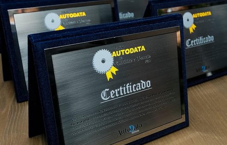 Imagem ilustrativa da notícia: Ranking AutoData de Qualidade e Parceria: os 10 Melhores Fornecedores do Ano.