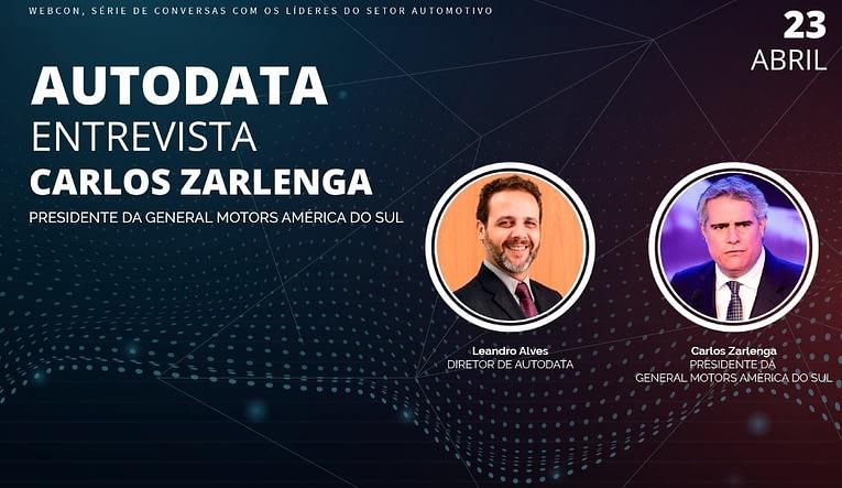 Imagem ilustrativa da notícia: Com Carlos Zarlenga, AutoData inicia série de conversas com líderes do setor automotivo