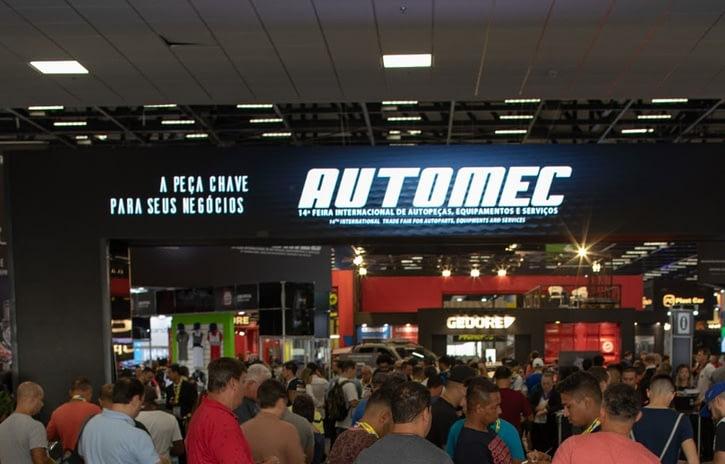 Imagem ilustrativa da notícia: Automec confirma edição presencial