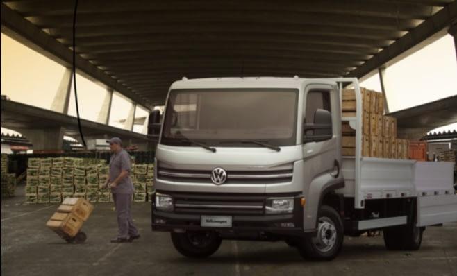 Imagem ilustrativa da notícia: MAN apresenta seu VW Delivery 6.160