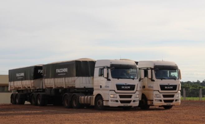 Imagem ilustrativa da notícia: Primato compra dezenove caminhões MAN