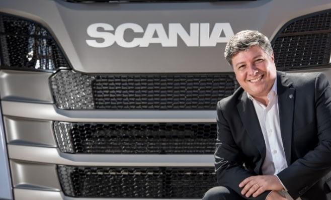 Imagem ilustrativa da notícia: Brasil volta a ser o maior mercado da Scania