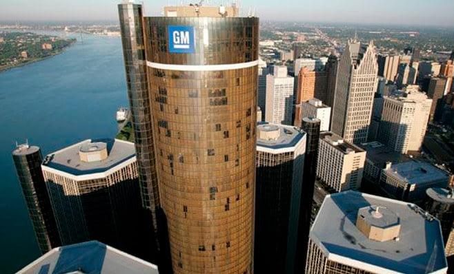 Imagem ilustrativa da notícia: GM aumenta suas vendas nos Estados Unidos. Ford e FCA recuam.