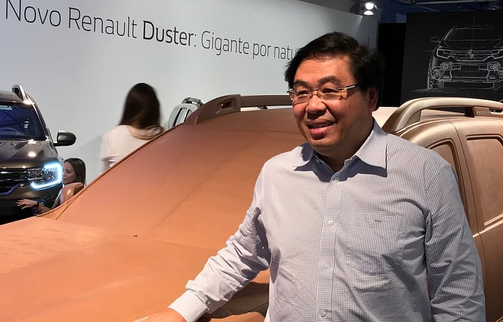 Imagem ilustrativa da notícia: Bem posicionada, Renault busca a lucratividade
