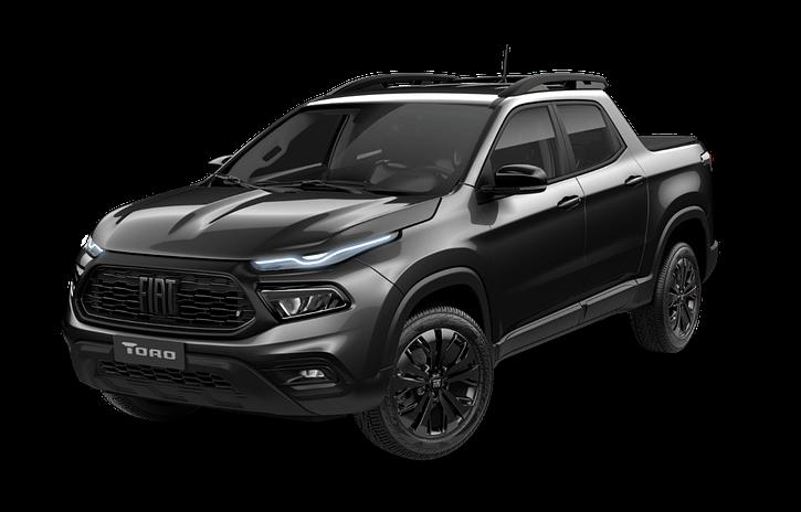 Imagem ilustrativa da notícia: Black Edition e Chrome Edition são novas versões da Fiat Toro