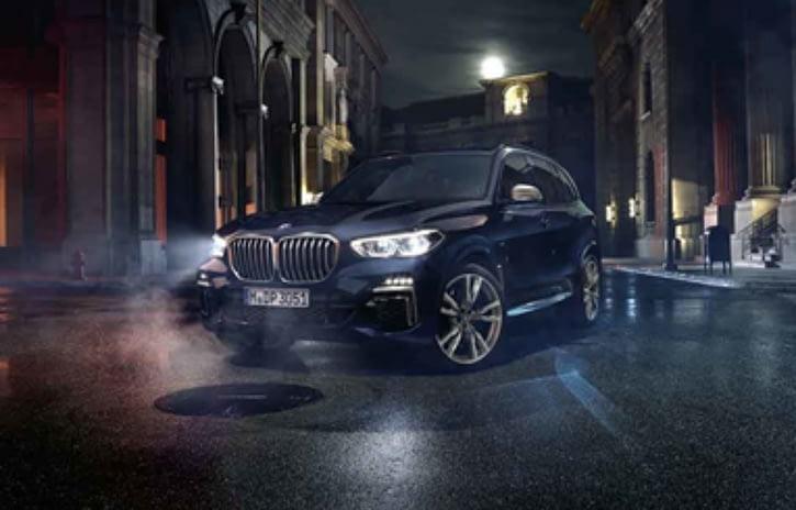 Imagem ilustrativa da notícia: BMW anuncia pré-venda do X5 M50i no Facebook