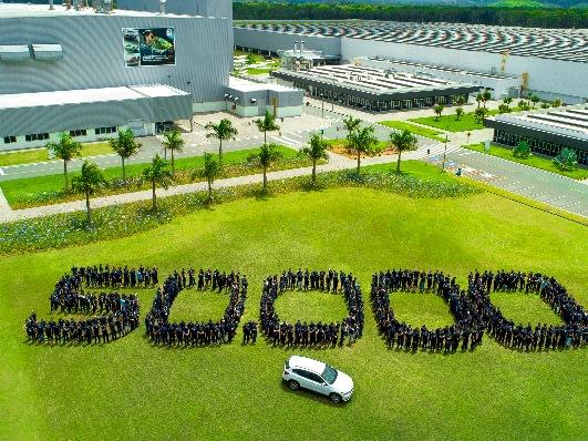 Imagem ilustrativa da notícia: BMW celebra 50 mil automóveis produzidos no Brasil