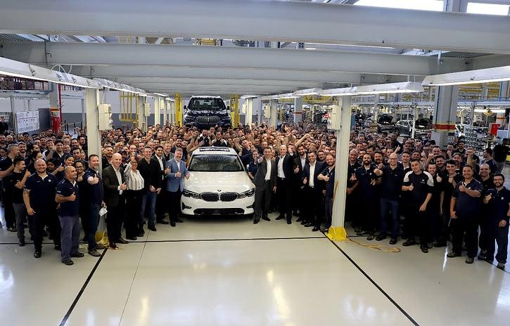 Imagem ilustrativa da notícia: BMW completa cinco anos de Araquari
