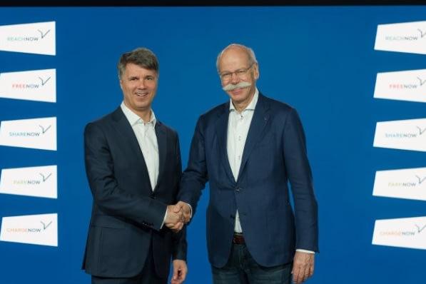 Imagem ilustrativa da notícia: JV Daimler-BMW investirá 1 bilhão de euro